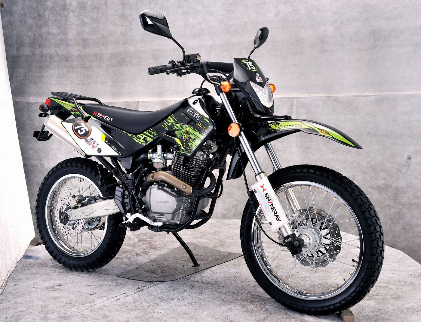 Shineray XY125-6 OFFROADER